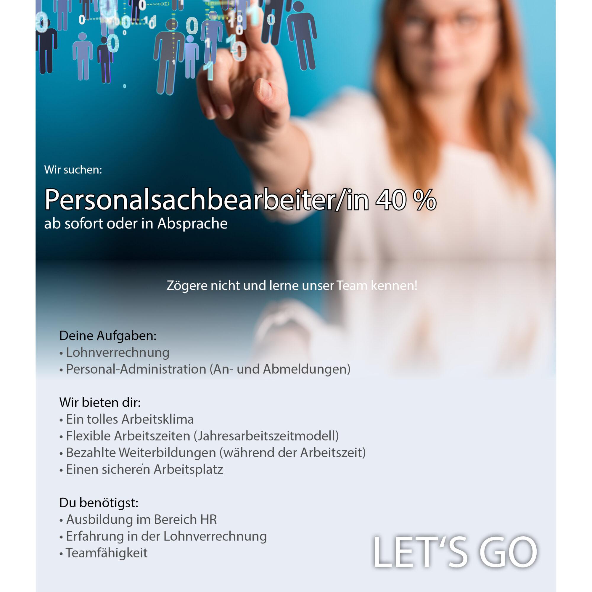 HR Personalsachbearbeiterin