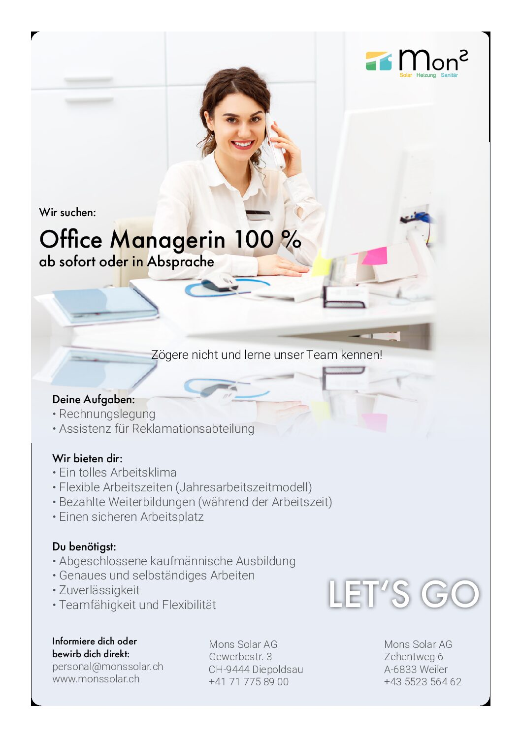 Office Rechnungslegung und Recht